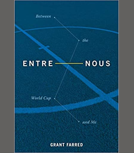 Book Cover Entre Nous - Between the World Cup and Me