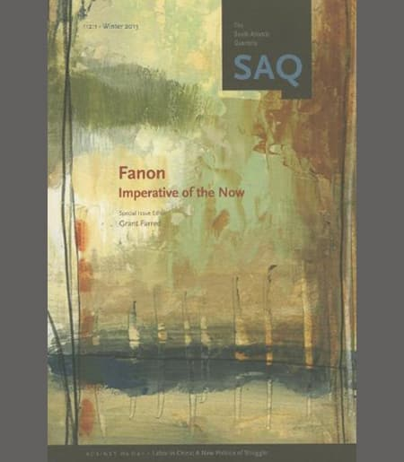 Fanon: Imperative of the Now Book Cover