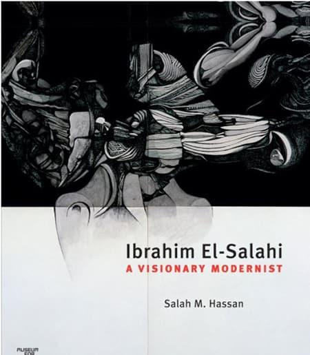Ibrahim El-Salahi: A Visionary Modernist Book Cover
