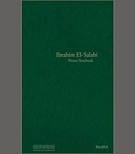 Ibrahim El-Salahi: Prison Notebook Cover