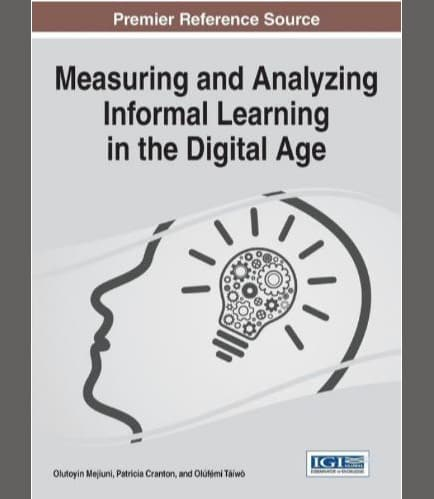 Measuring and Analyzing Informal Learning in the Digital Age Book Cover