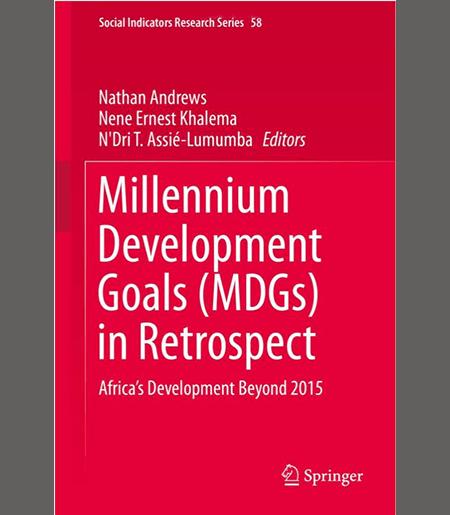 Millennium Development Goals (MDGs) in Retrospect Book Cover