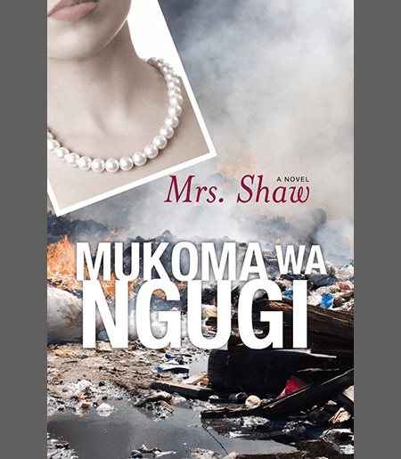 Mrs. Shaw: A Novel Book Cover