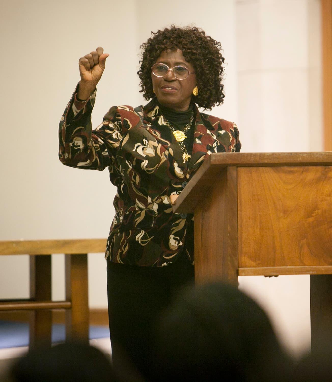 Professor N'Dri Thérèse Assié-Lumumba