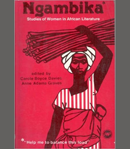 Ngambika: Studies of Women in African Literature Book Cover