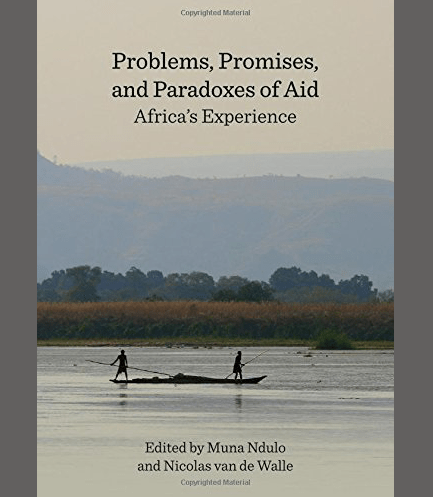 Problems, Promises, and Paradoxes of Aid: Africa's Experience Book Cover