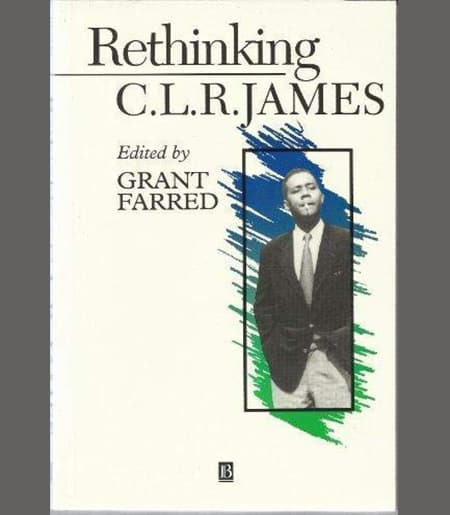 Book Cover Rethinking CLR James