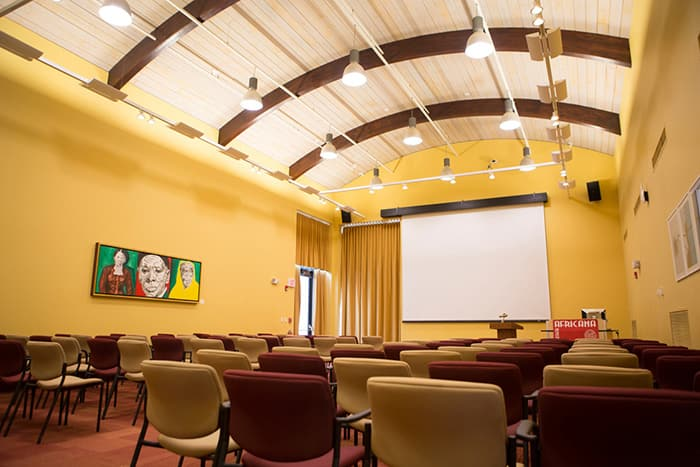 ARSC events room