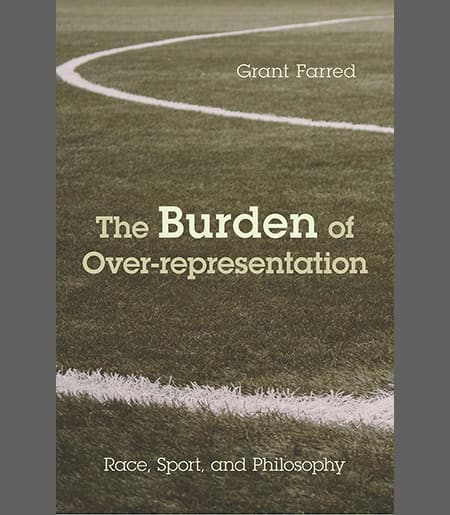 The Burden of Over-representation Book Cover