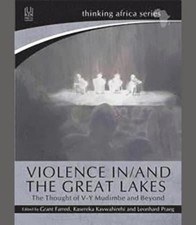 Violence in/and the Great Lakes Book Cover