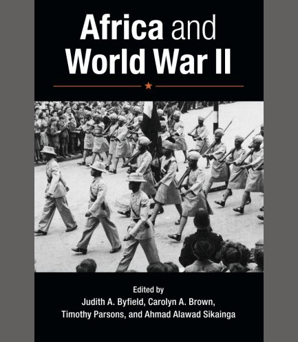 Africa and World War II Book Cover
