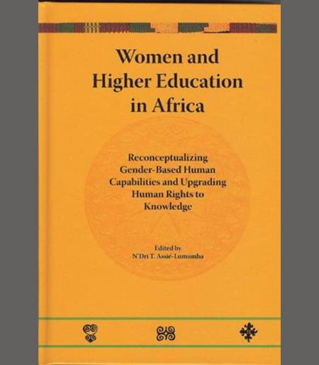 Women and Higher Education in Africa Book Cover